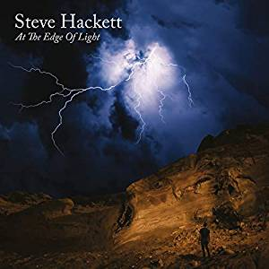 STEVE HACKETT - AT THE EDGE OF LIGHT (CD)
