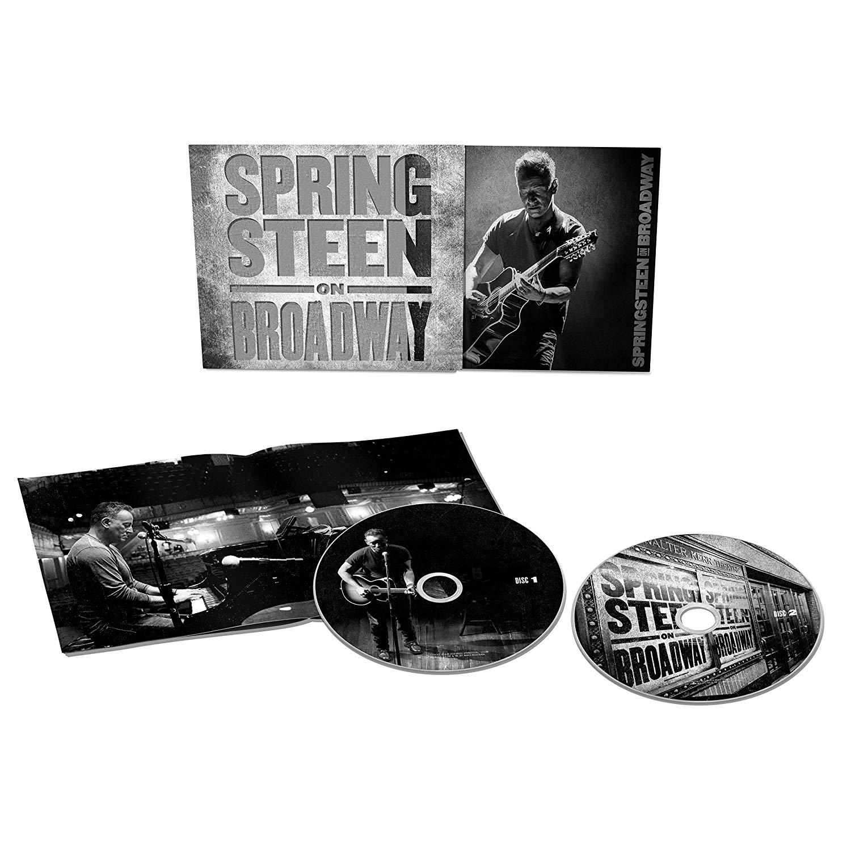 BRUCE SPRINGSTEEN - SPRINGSTEEN ON BROADWAY (2 CD) (CD)