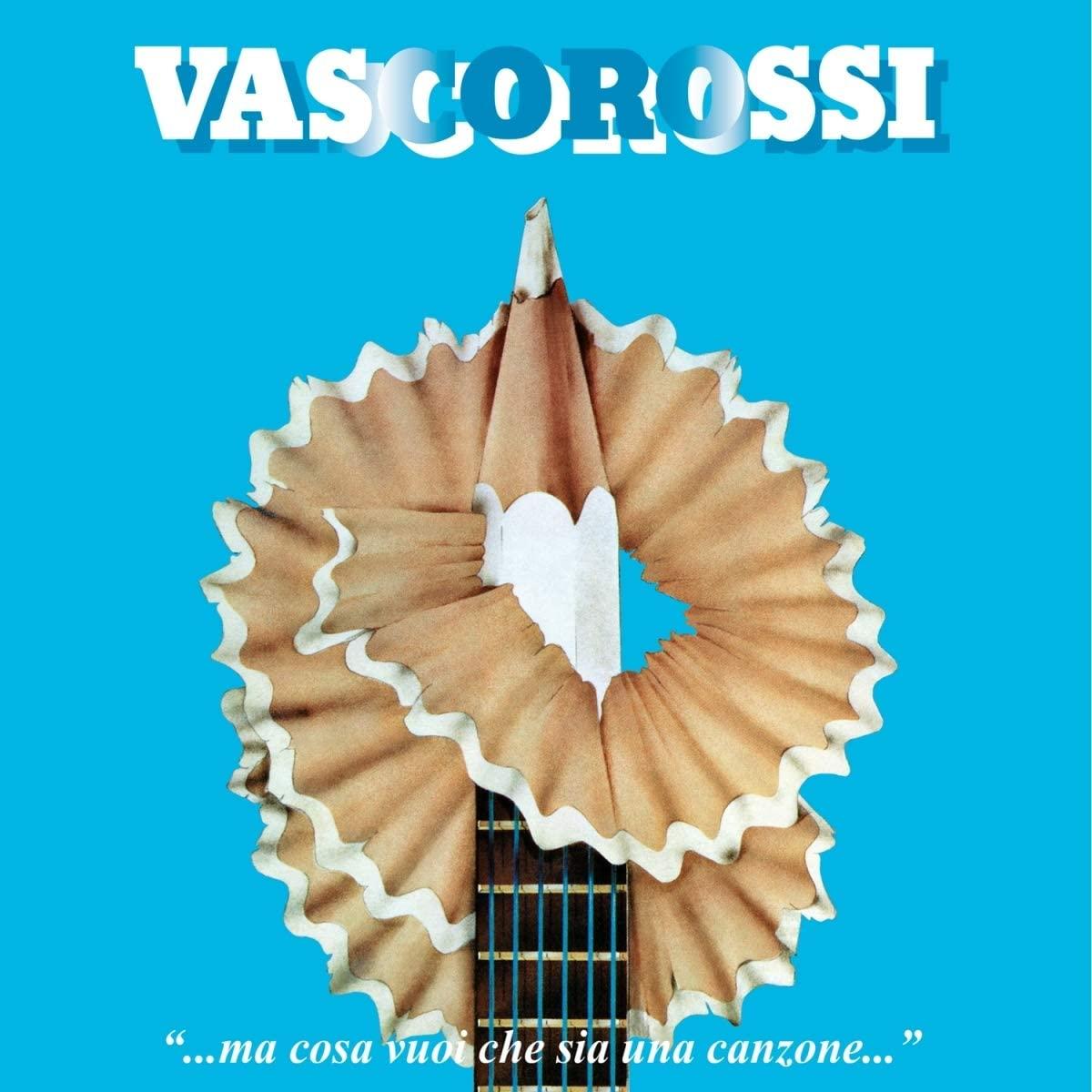 VASCO ROSSI - VASCO ROSSI - MA COSA VUOI CHE SIA UNA CANZONE (40