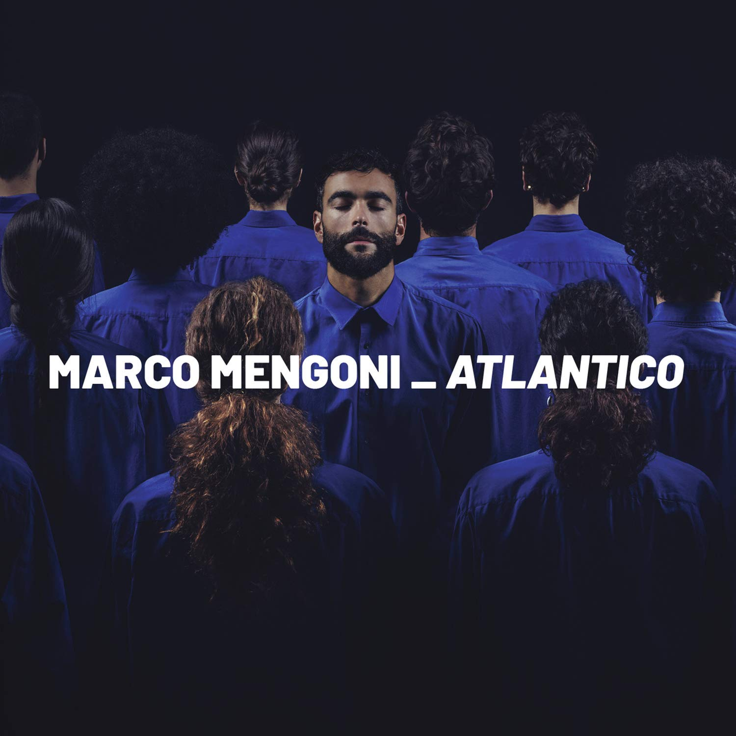 MARCO MENGONI - ATLANTICO (CD)