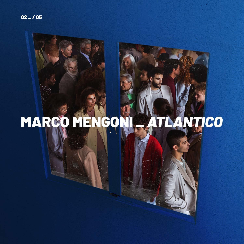 MARCO MENGONI - ATLANTICO -DELUXE 02/05 FILTRO DI COSCIENZA (CD)