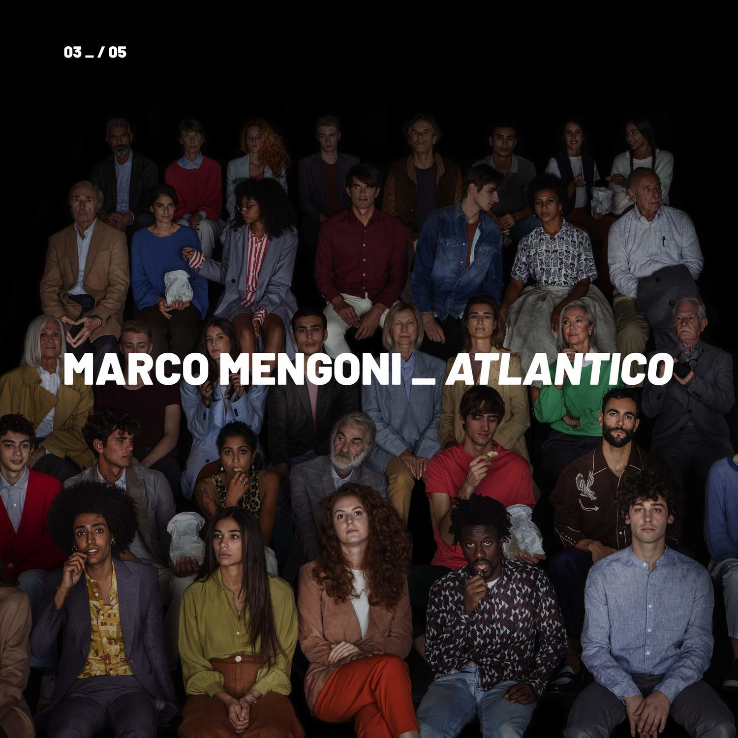 MARCO MENGONI - ATLANTICO - DELUXE 03/05 IMMERSIONE EMOTIVA (CD)
