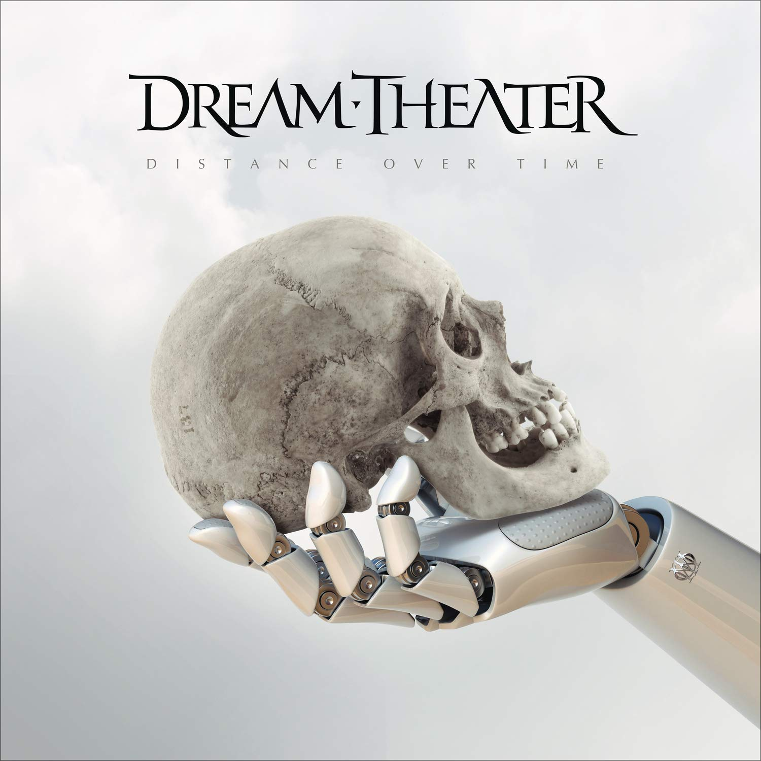 DREAM THEATER - DISTANCE OVER TIME (2 CD+DVD+BLU-RAY) (CD)