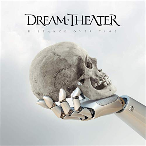 DREAM THEATER - DISTANCE OVER TIME -(BONUS TRACK VERSION) (CD)