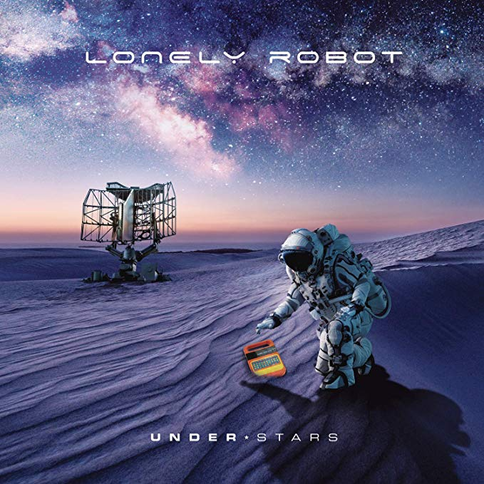 LONELY ROBOT - UNDER STARS (CD)