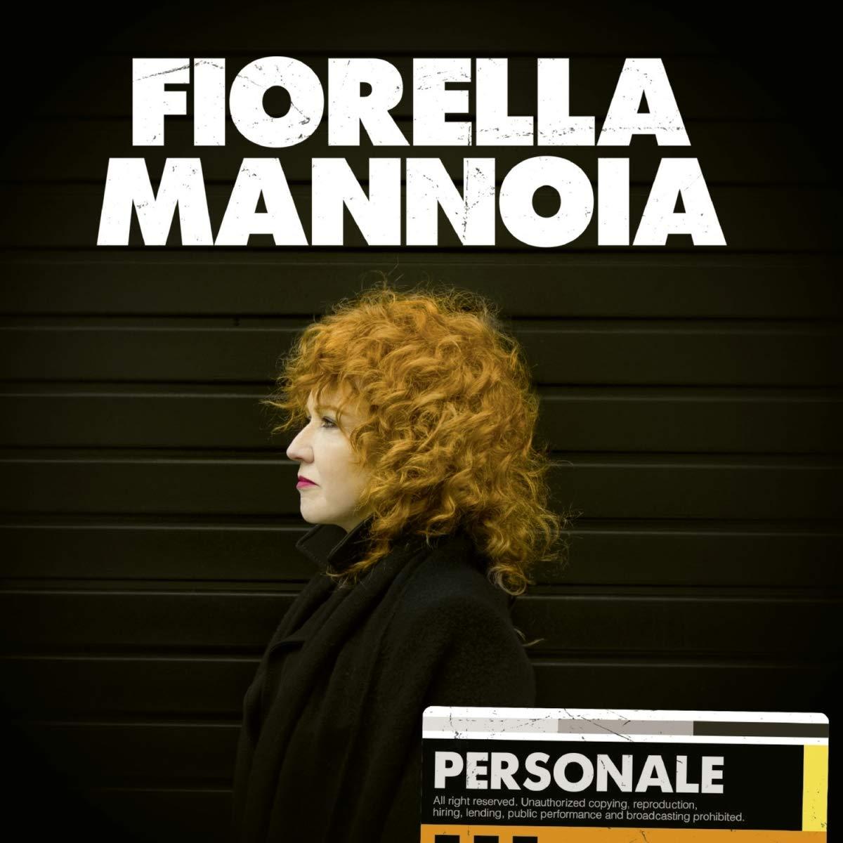 FIORELLA MANNOIA - PERSONALE (CD)