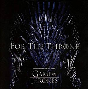 FOR THE THRONE (CD)