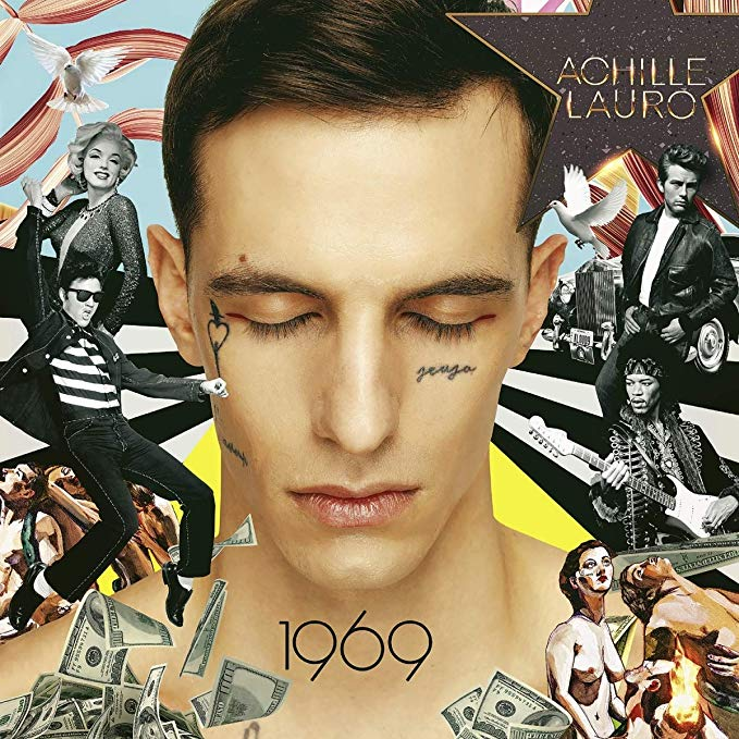 ACHILLE LAURO - 1969 (CD)