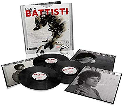 BATTISTI LUCIO - MASTERS VOL.2 (LP)