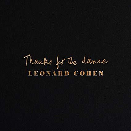 LEONARD COHEN - THANKS FOR THE DANCE (LP)