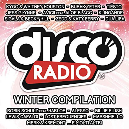 DISCO RADIO WINTER 2019 -2CD (CD)