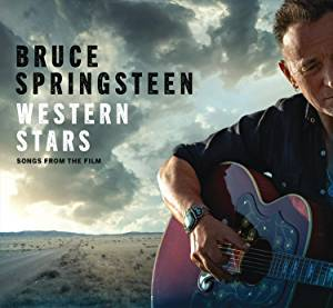 BRUCE SPRINGSTEEN - WESTERN STARS - SONGS FROM THE FILM (CD)
