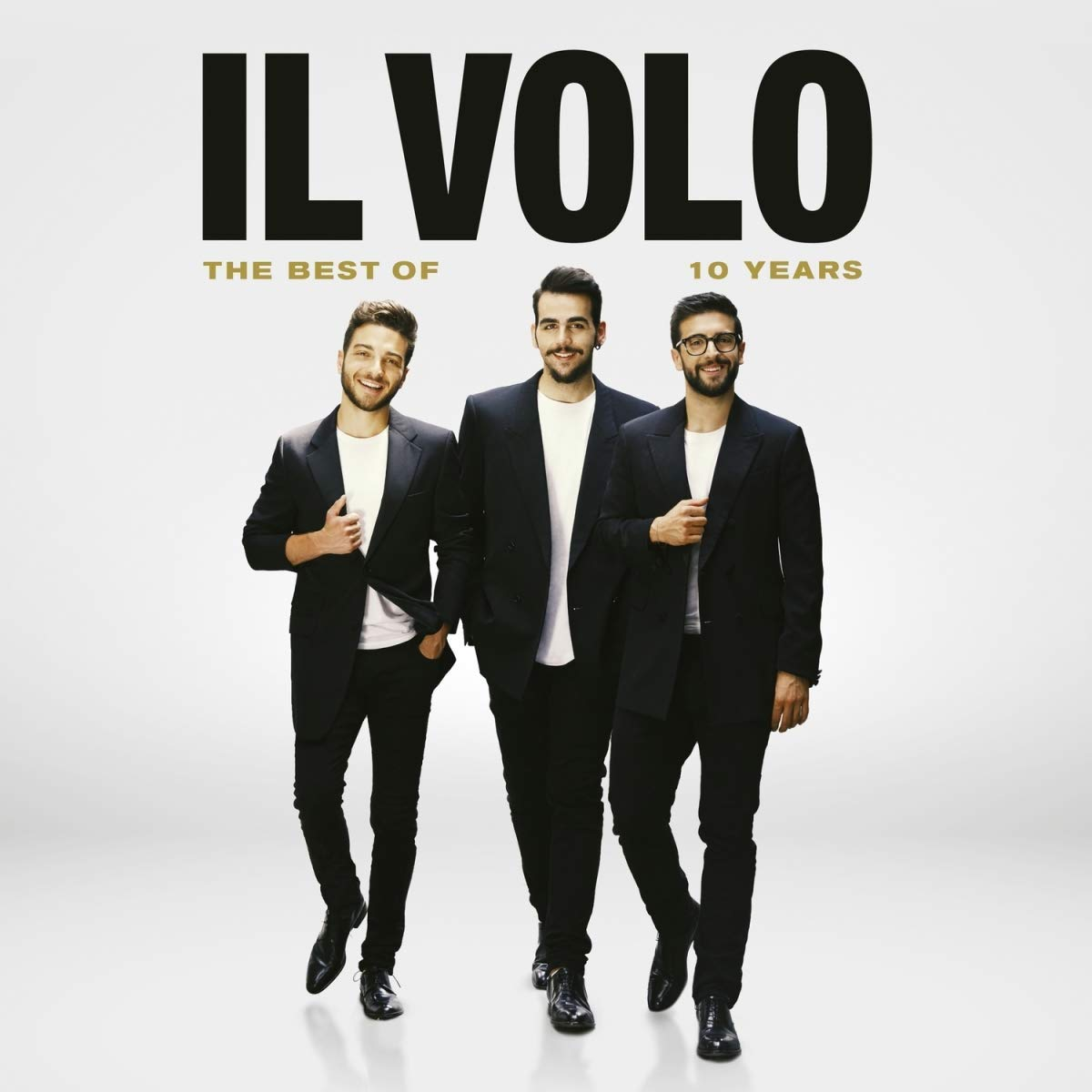 IL VOLO - 10 YEARS. THE BEST OF (STANDARD EDITION) (CD)