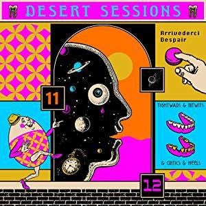 DESERT SESSIONS (THE) - VOLS. 11 & 12 (CD)