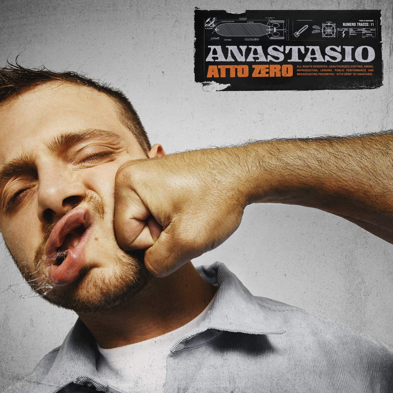 ANASTASIO - ATTO ZERO (SANREMO 2020) (CD)