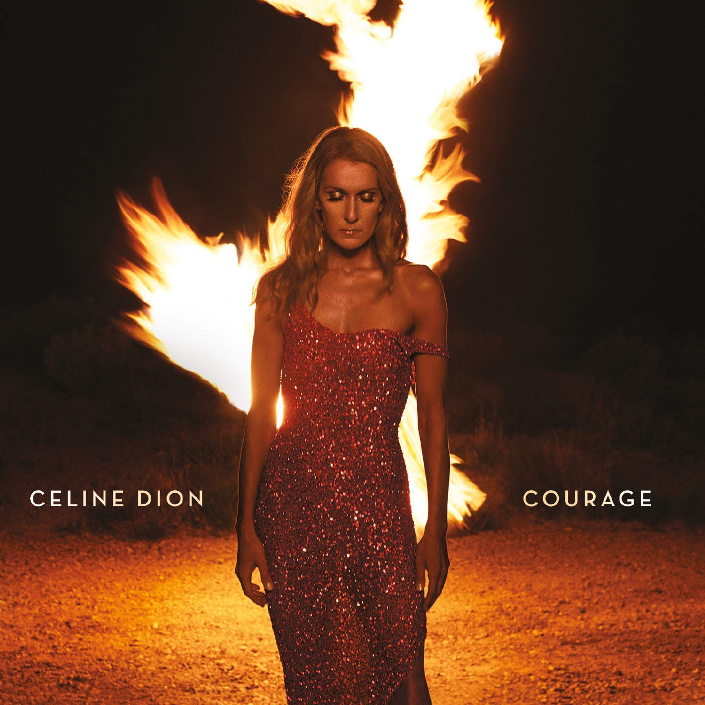 CELINE DION - COURAGE (DELUXE EDITION) (CD)