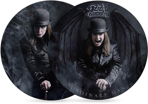 OZZY OSBOURNE - ORDINARY MAN (PICTURE DISC) (LP)