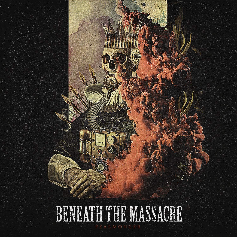 BENEATH THE MASSACRE - FEARMONGER (CD)