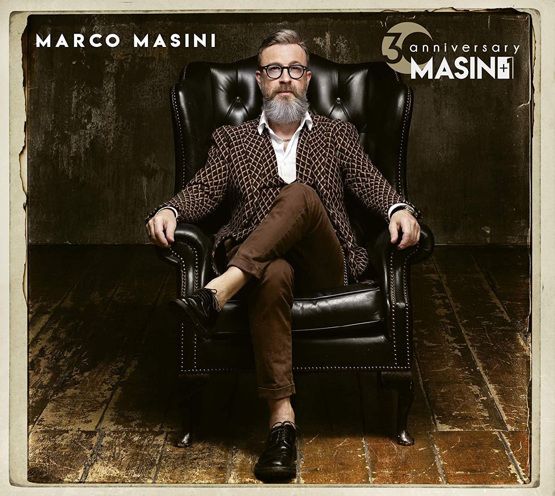 MARCO MASINI - MASINI 30TH ANNIVERSARY (SANREMO 2020) (CD)