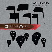 DEPECHE MODE - LIVE SPIRITS SOUNDTRACK (CD)