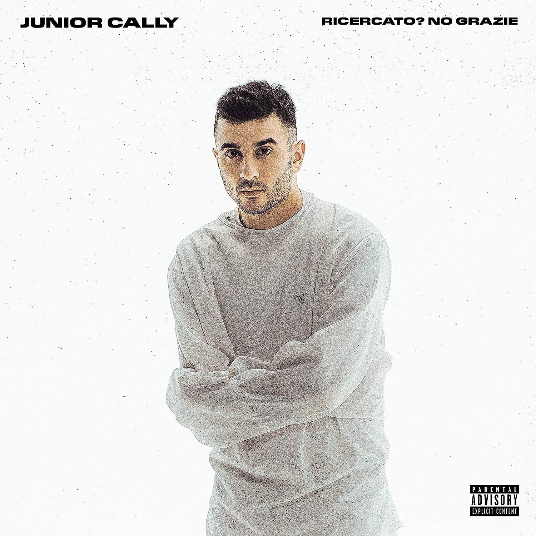 JUNIOR CALLY - RICERCATO? NO GRAZIE (CD)