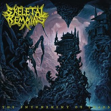 SKELETAL REMAINS - THE ENTOMBMENT OF CHAOS (CD)