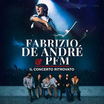 FABRIZIO DE ANDRE' E PFM - IL CONCERTO RITROVATO (CD)