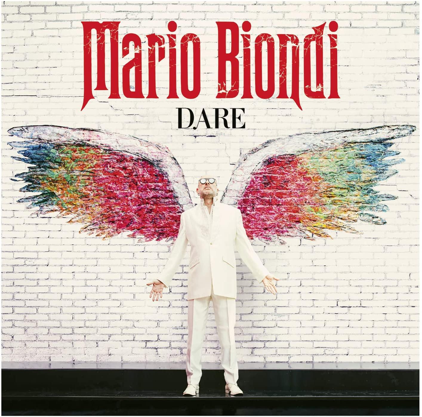 MARIO BIONDI - DARE (CD)