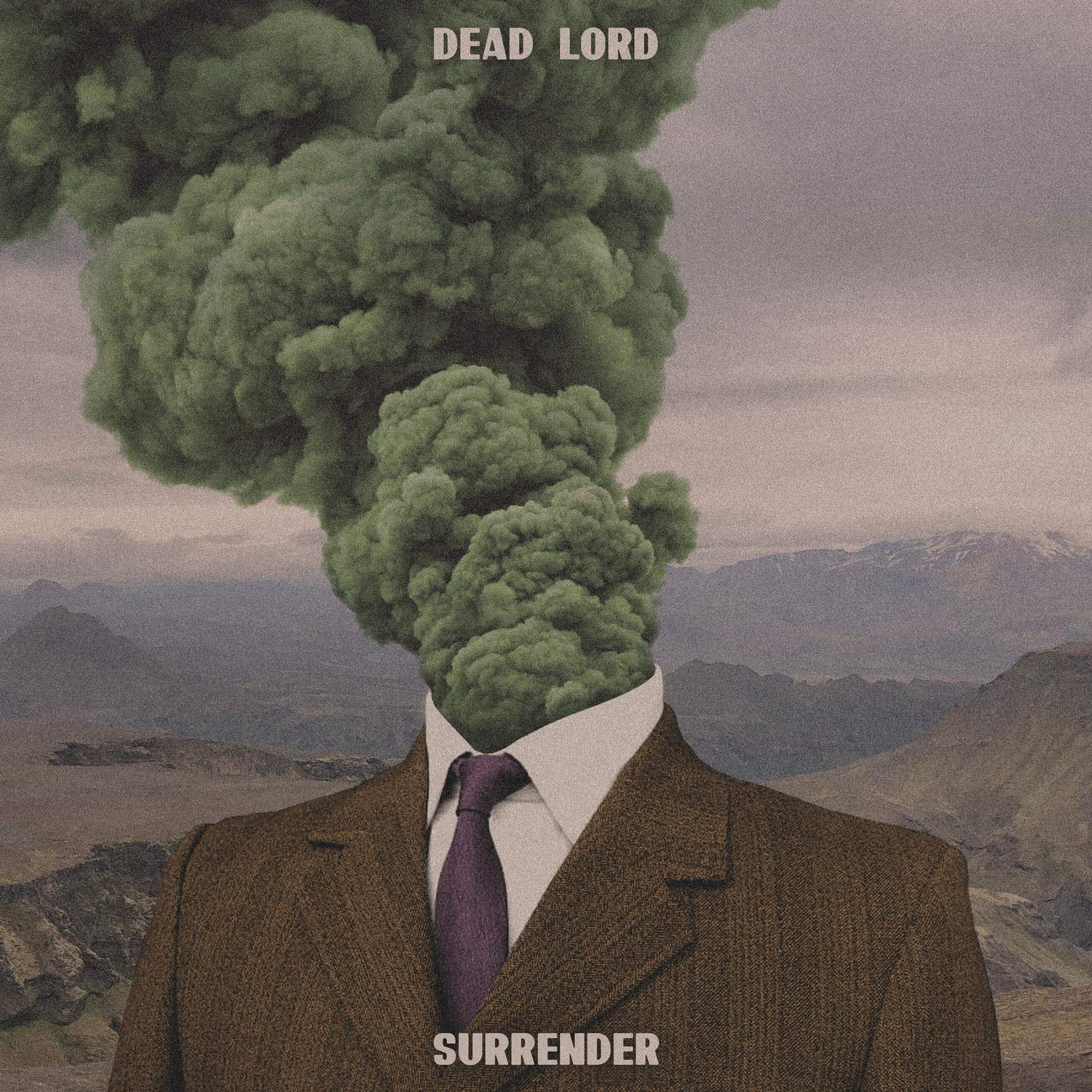 DEAD LORD - SURRENDER (CD)
