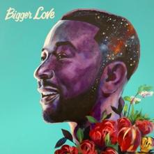 JOHN LEGEND - BIGGER LOVE (CD)