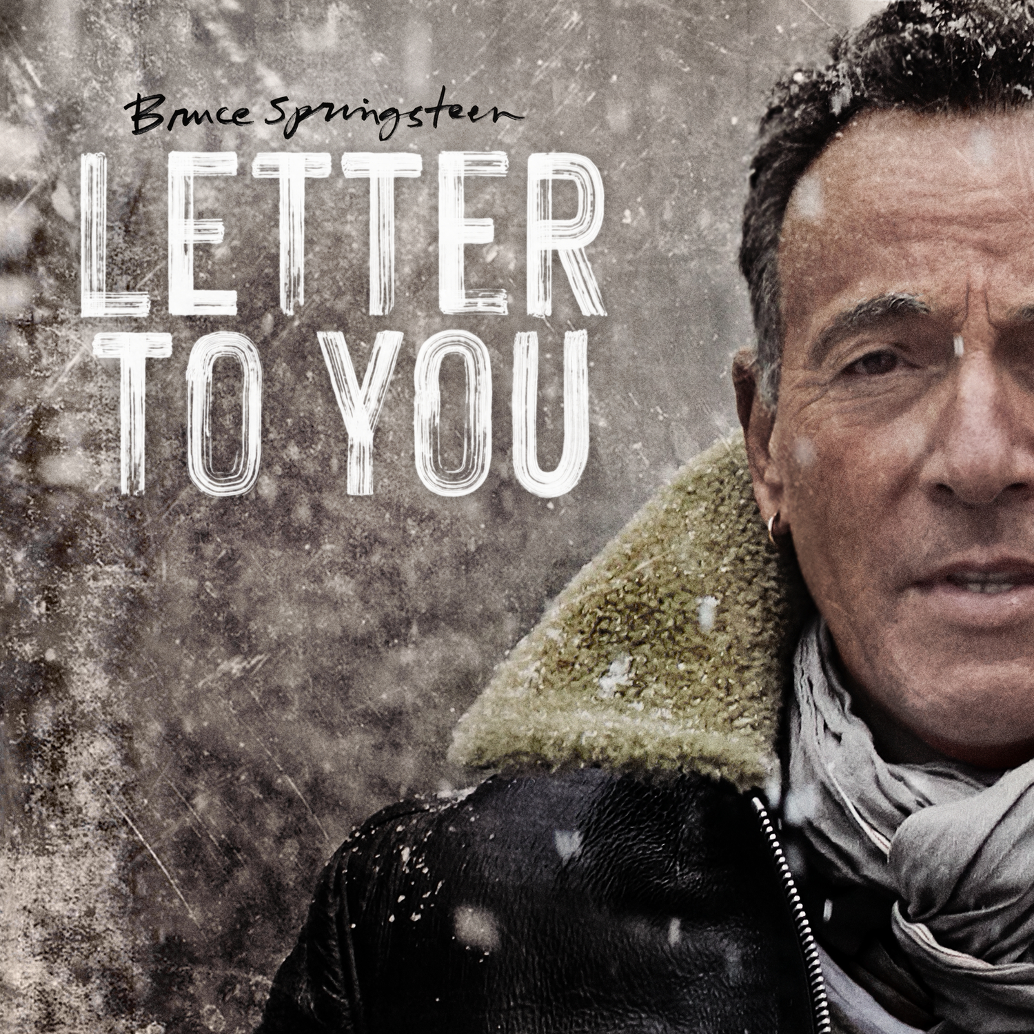 BRUCE SPRINGSTEEN - LETTER TO YOU 2LP (LP)
