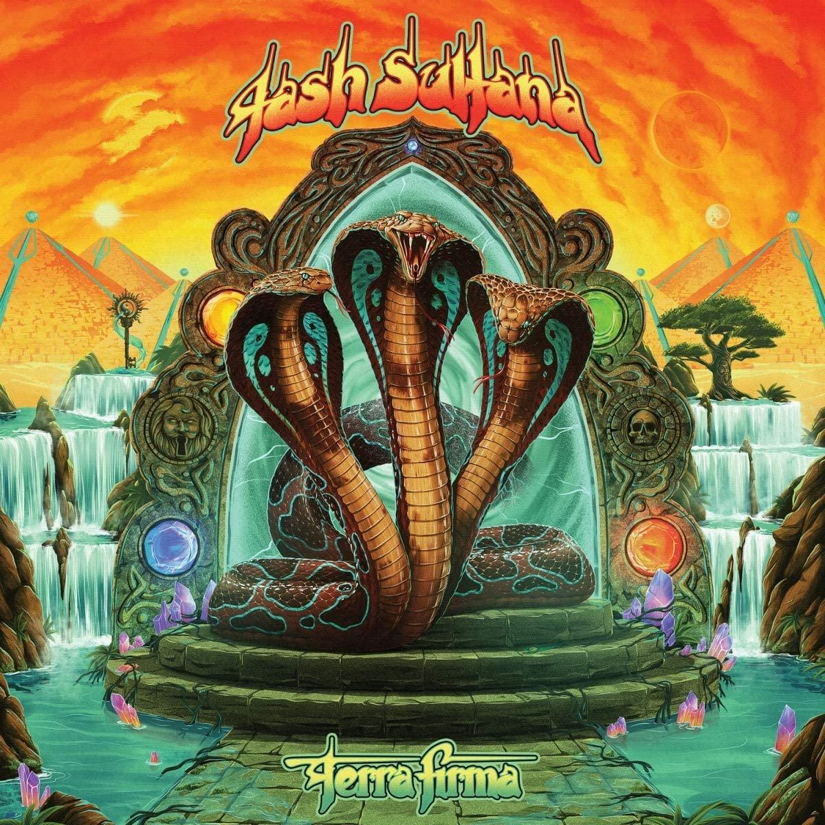 TASH SULTANA - TERRA FIRMA (CD)