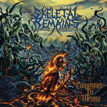 SKELETAL REMAINS - CONDEMNED TO MISERY (RE-ISSUE BONUS 2021) (CD
