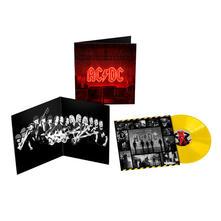AC/DC - POWER UP (TRANSPARENT YELLOW VINYL) (CD)