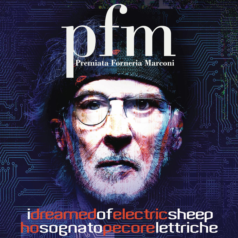 PREMIATA FORNERIA MARCONI - I DREAMED OF ELECTRIC SHEEP 2CD (CD