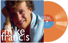 MIKE FRANCIS - THE BEST OF MIKE FRANCIS (ORANGE COLOURED VINYL)