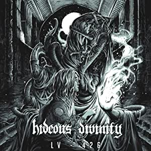 HIDEOUS DIVINITY - LV-426 (EP) (LIMITED EDT.) (CD)