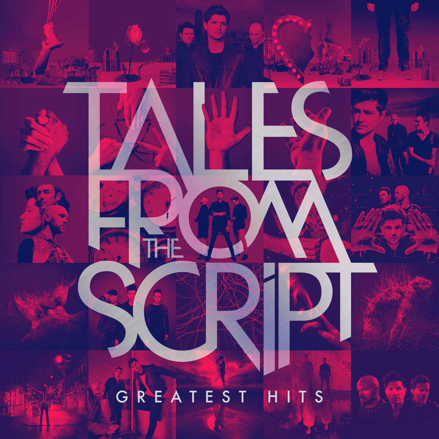 SCRIPT - TALES FROM THE SCRIPT: GREATEST HITS (CD)