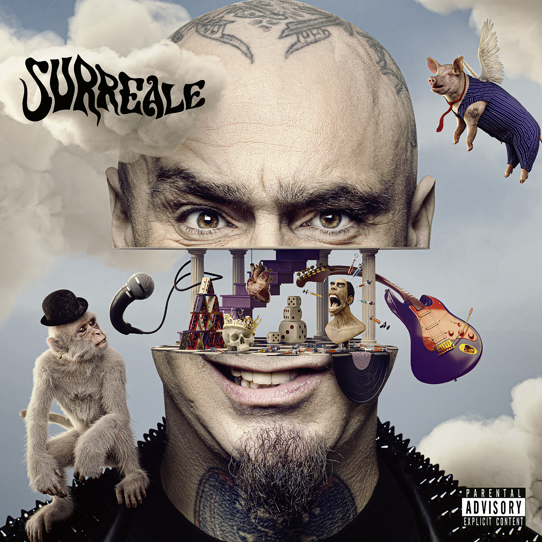 J-AX - SURREALE CD + REALE CD (CD1+CD2 SLIPCASE) (CD)