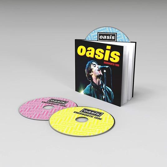 OASIS - OASIS KNEBWORTH 1996 (CD + DVD) (CD)