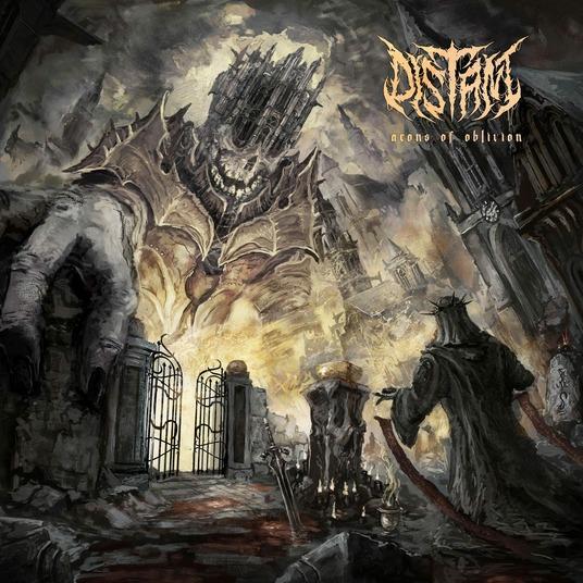 DISTANT - AEONS OF OBLIVION (CD)