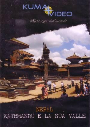 NEPAL - KATMANDU E LA SUA VALLE (DVD)
