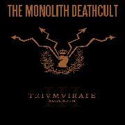 MONOLITH DEATHCULT - TRIVMVIRATE (CD+BOOK) (CD)