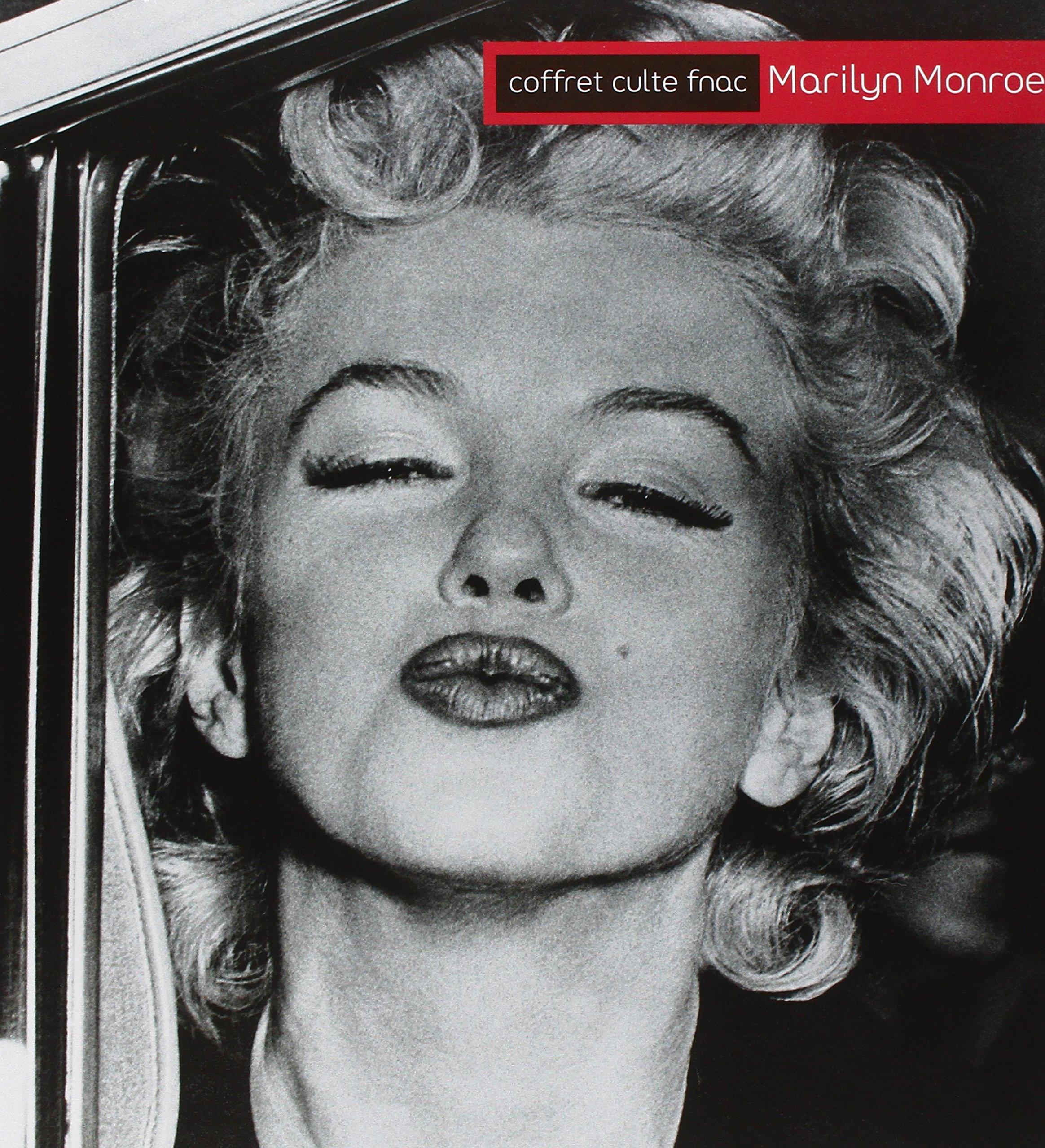 MARILYN MONROE - COFFRET CULTE (26X29CM) (CD+DV (CD)