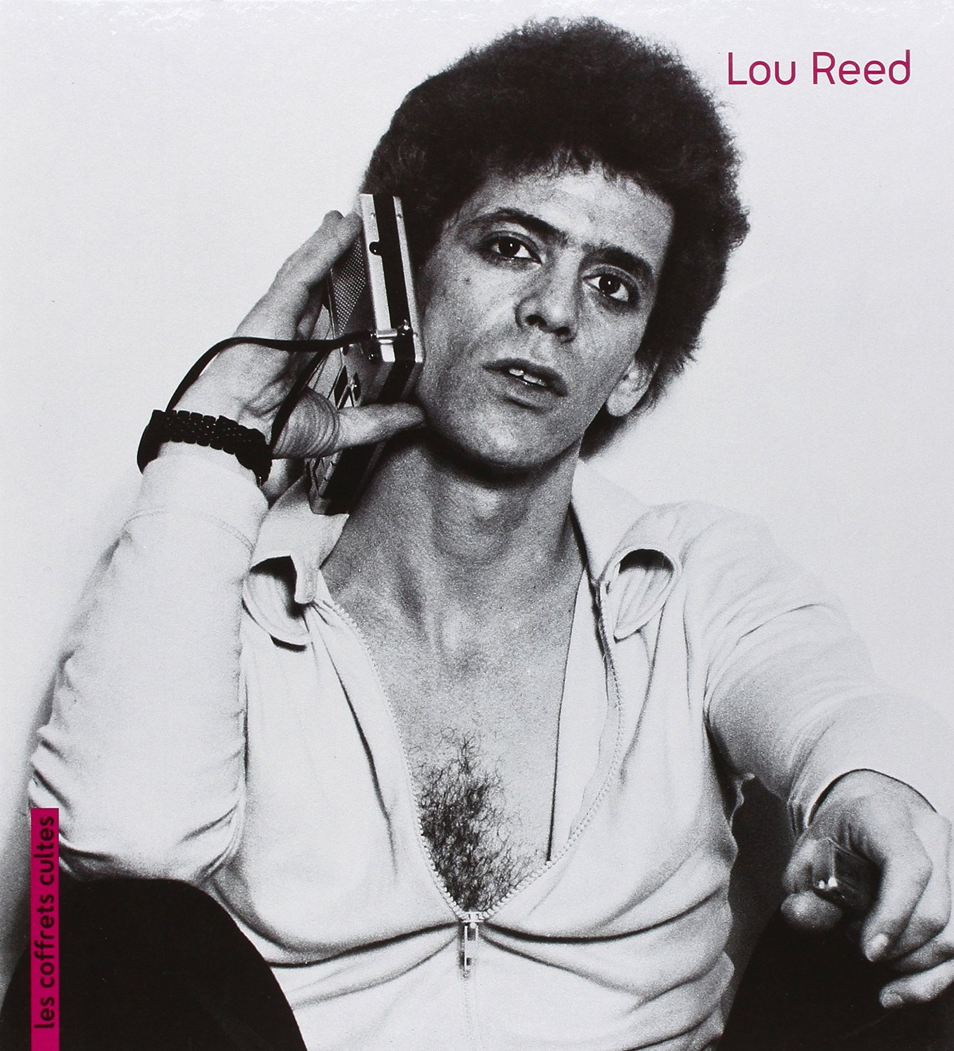LOU REED - COFFRET CULTE (2 CD + PHOTOS) (CD)