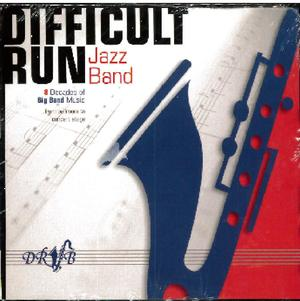 DIFFICULT RUN JAZZ BAND (CD)