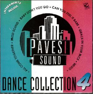 PAVESI SOUND DANCE COLLECTION 4 INTERAMENTE MIXATA (CD)