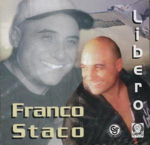 FRANZO STACO - LIBERO (CD)