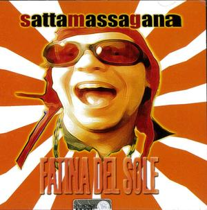 FATIMA DEL SOLE - SATTAMASSAGANA (CD)
