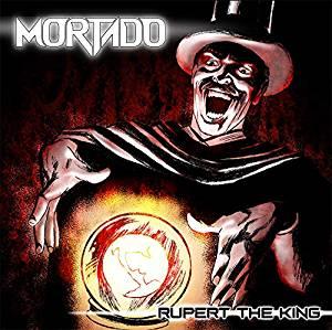 MORTADO - RUPERT THE KING (CD)